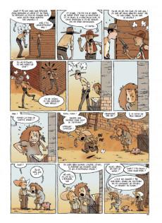 Extrait de Six-Coups -1- Le Crash de Monsieur Crunch