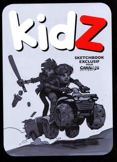 Extrait de Kidz -1TL - Tome 1
