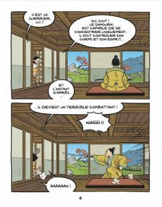 Extrait de Le fil de l'Histoire (raconté par Ariane & Nino) - Les samouraïs (La voie du bushido)