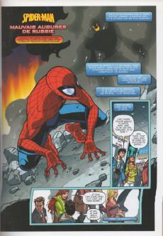 Extrait de Spider-Man - Les aventures (Panini comics) -10- Gare à Ultron !