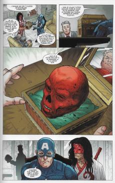 Extrait de Captain America : Steve Rogers -4- Secret empire