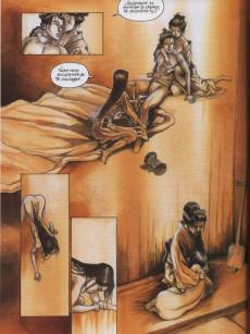 Extrait de Les grands Classiques de la Bande Dessinée érotique - La Collection -7782- Okiya