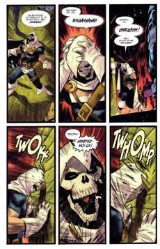 Extrait de Secret Avengers (Marvel Deluxe) -4- Dans le vide