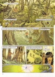 Extrait de H.A.N.D. -2- Jungle de rouille