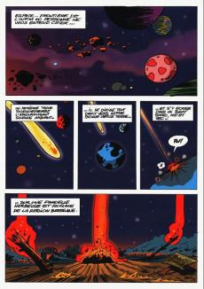 Extrait de Alfred Von Bierstüb -3- L'attaque des corniottes tueuses !!! (venues de l'espace)