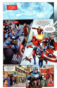 Extrait de Marvel Generations - Tome INT
