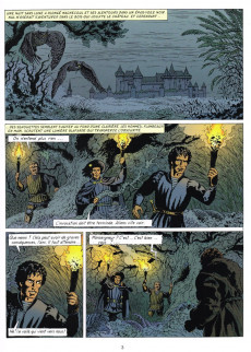 Extrait de Jhen -17- Le procès de Gilles de Rais