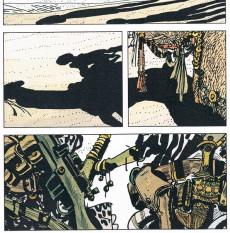 Extrait de Tout Pratt (collection Altaya) -8- Corto Maltese - Les Éthiopiques