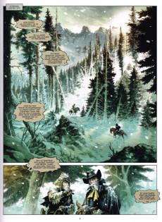 Extrait de Catamount -3- La justice des corbeaux
