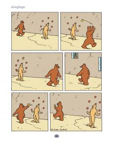 Extrait de L'ours Barnabé (Boîte à bulles) -19- Vive la nature !