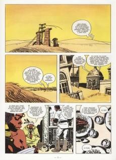 Extrait de Dragger -1- Les mangeurs de sable