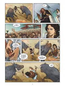 Extrait de Jason et la Toison d'Or -3- Les maléfices de Médée