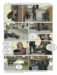 Extrait de Forces spéciales -2- Chasse à l'homme dans les balkans