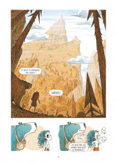 Extrait de Elma, une vie d'ours -2- Derrière la montagne