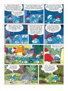 Extrait de Les schtroumpfs -37- Les Schtroumpfs et la machine à rêver