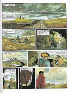 Extrait de Les pionniers du Nouveau Monde -5b1991- Du sang dans la boue