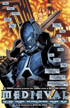 Extrait de Detective Comics (1937), période Rebirth (2016) -1000A- Special Issue
