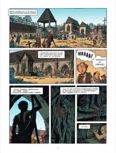 Extrait de Le cimetière des Innocents -3- Le grand mystère de l'au-delà