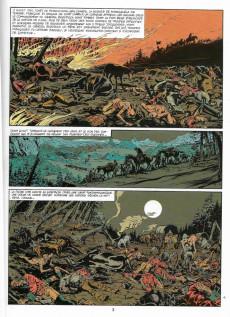 Extrait de Les pionniers du Nouveau Monde -1c1994- Le pilori