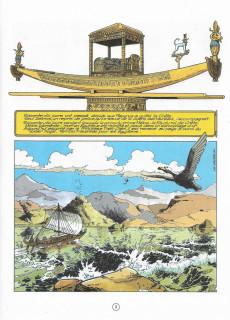 Extrait de Papyrus -14a1998/07- L'île Cyclope