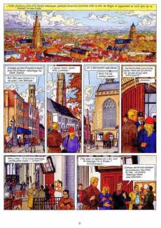 Extrait de Lefranc - La Collection (Hachette) -16- L'ultimatum