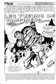 Extrait de Le monstre de Frankenstein (Éditions Héritage) -9- Les tueurs de vampires !