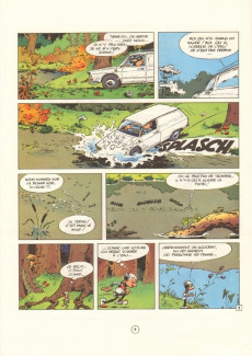 Extrait de Les petits hommes -4a1983- Le lac de l'auto