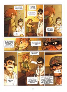Extrait de Tom Sawyer (Les Aventures de) (Akita/Istin) -INT- Les aventures de Tom Sawyer