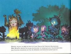 Extrait de Monstre (Manoukian) -1- Monstre a peur des monstres