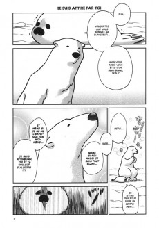 Extrait de A polar bear in love -1- Tome 1