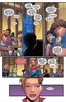 Extrait de Captain Marvel : Dark Origins