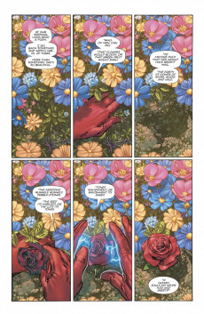 Extrait de Heroes in Crisis (2018) -7- To Fast to Save the World