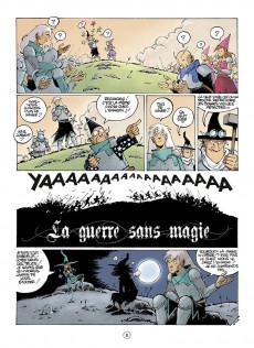 Extrait de Mélusine -27- La guerre sans magie