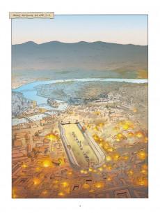 Extrait de Un pape dans l'histoire -1- Saint Pierre - Une menace pour l'empire romain