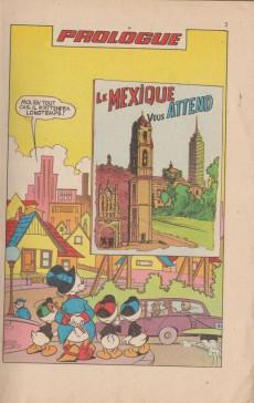 Extrait de Mickey Parade (Supplément du Journal de Mickey) -9- Oncle Picsou Olympique (847 Bis)