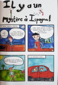 Extrait de Il y a un mystère à Ispagnac - Tome 1