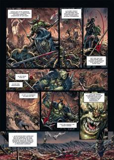 Extrait de Orcs & Gobelins -6- Ayraak