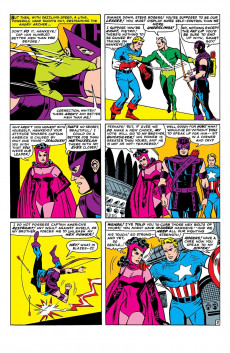 Extrait de The avengers Epic Collection (2013) -INT02- Once an Avenger