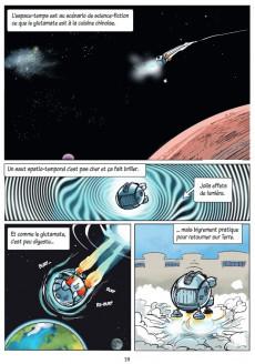 Extrait de Quantix - La physique quantique et la relativité en BD