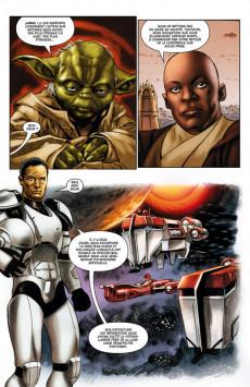 Extrait de Star Wars - Icones -8- Yoda