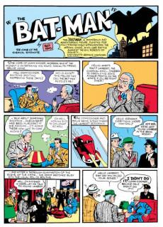 Extrait de Batman: The Golden Age Omnibus (2015) -INT01a- Batman: The Golden Age Omnibus Vol. 1