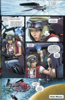 Extrait de Star Wars - Docteur Aphra -3- Hiérarchisation