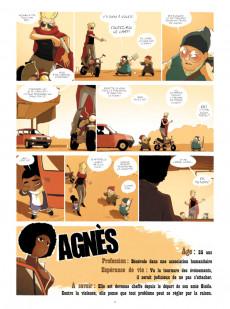 Extrait de Parasites -3- Agnès