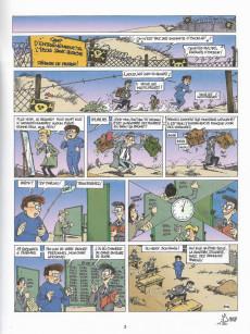 Extrait de L'Élève Ducobu -8a2006- Punis pour le meilleur et pour le pire