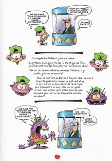 Extrait de Kid Paddle -HSa2011- Monsters