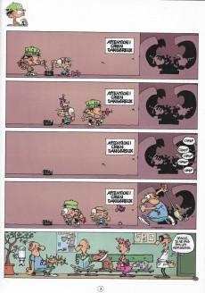 Extrait de Kid Paddle -7a2007- Waterminator