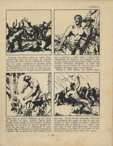Extrait de Tarzan (Hachette) -2- Tarzan et Gloria
