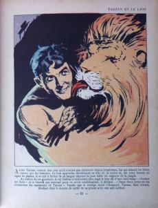 Extrait de Tarzan (Hachette) -3- Tarzan et le lion