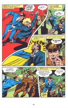 Extrait de Les décennies Marvel -1- Les années 40 : la torche humaine contre le prince des mers