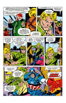 Extrait de Captain America (L'intégrale) -9- L'intégrale 1975